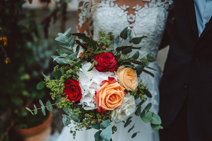 Hochzeitsblumenstrauss