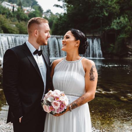 Hochzeitsreportage in Winterthur, Sabrina & Stefan