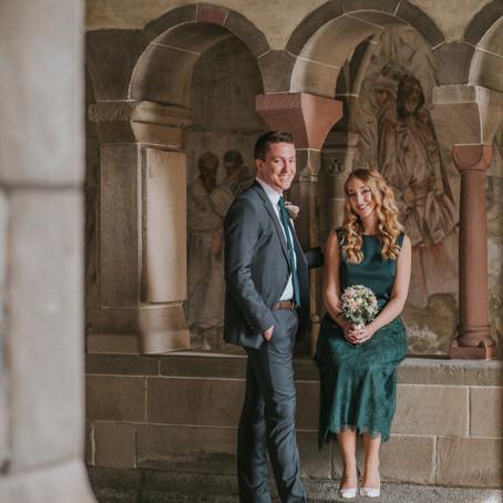Hochzeitsreportage in Zürich, Rahel & Christian