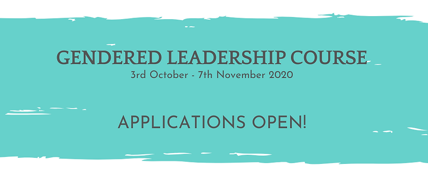 Gendered Leadership Course