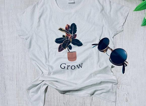 Grow - White