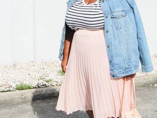 The Curvy Series:  Another Blogger to Watch - XOXO Joelle