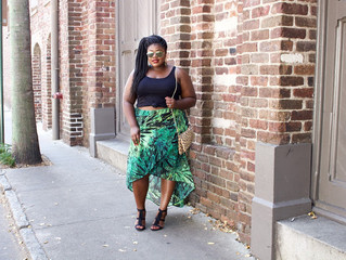 The Curvy Series: Curvy Bloggers to Watch, Charleston Edition