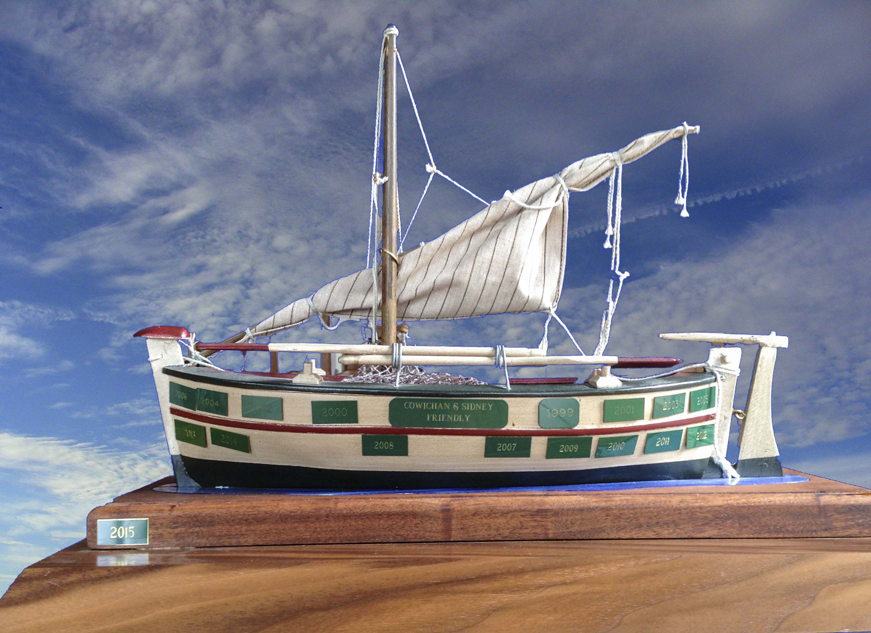 Cowichan-Sidney Boat