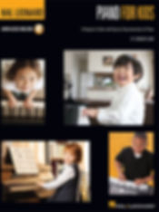 PIano for Kids (Piano Method) by Jennifer Linn