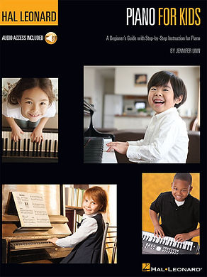 PIano for Kids (Piano Method) by Jennifer Linn