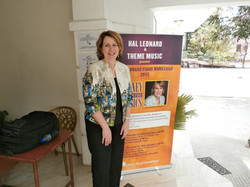 Jennifer Linn New Dehli workshop