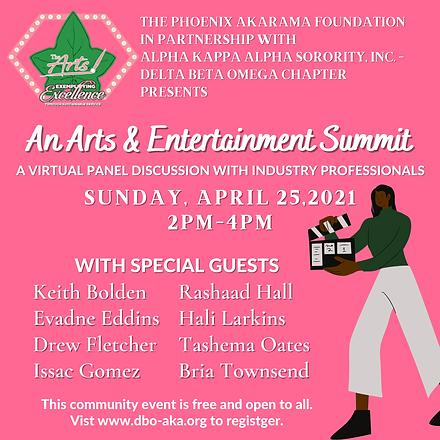 Social Share_21 Arts & Entertainment Sum