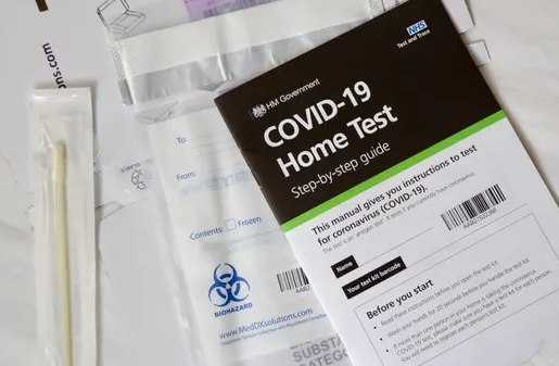 Photo of NHS Covid-19 Home Test