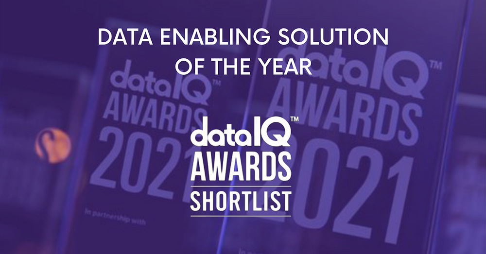 Data IQ Awards 2021 - logo