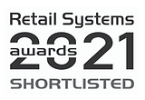 Retail Systems Awards 2021 logo - Datitude shortlisted