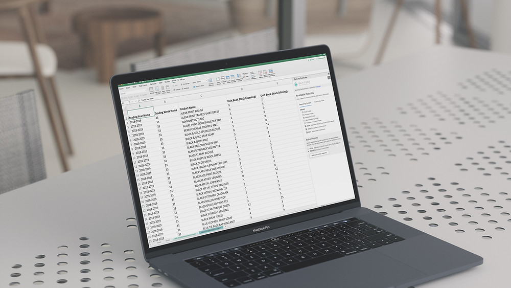 Image of Datitude's Excel add-in