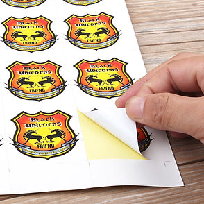 Custom-printed-white-paper-stickers-clea