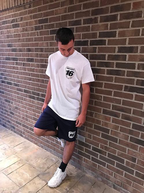 Men's Blue Basketball Shorts