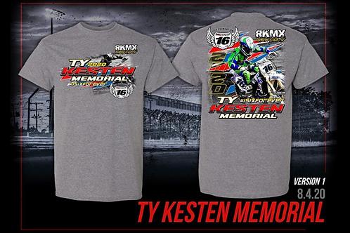 2020 Ride Event Shirts