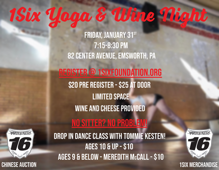 POP UP YOGA CLASS