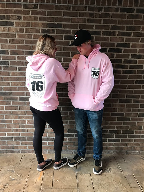 Pink Breast Cancer Awareness Hoodie