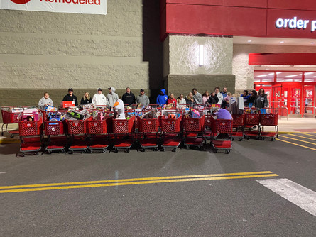 2019 Stuff-A-Bus Toys for Tots