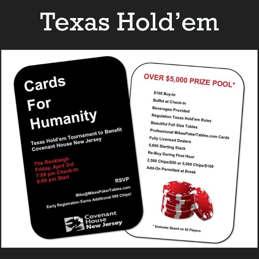 Covenant House of NJ - Texas Hold'em