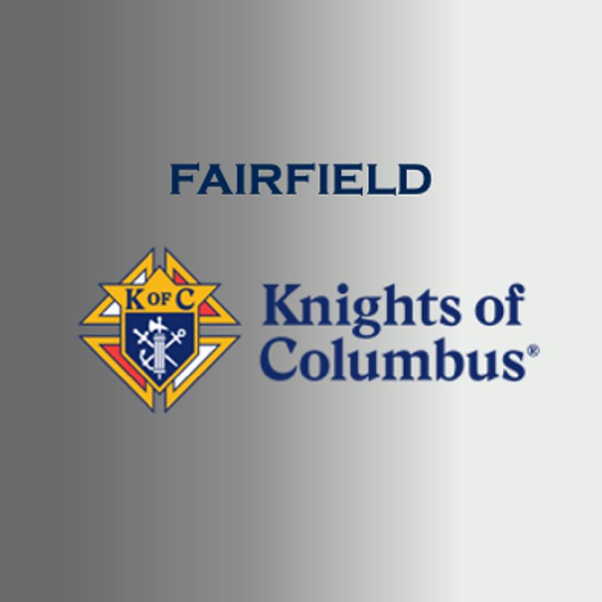Fairfield Knights of Columbus  - Texas Hold'em