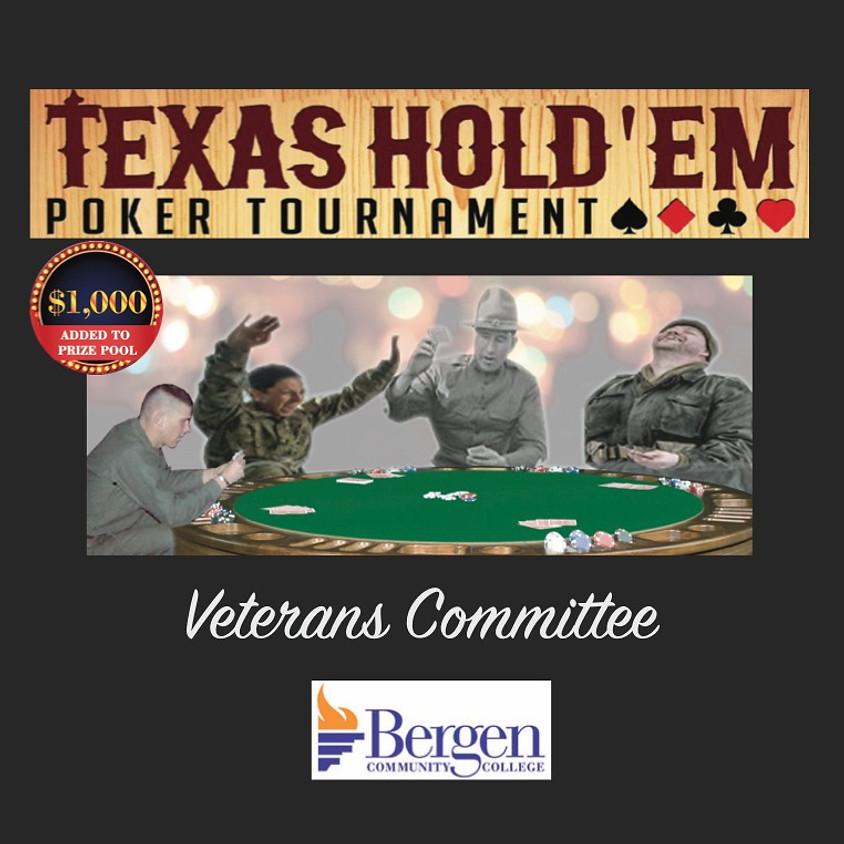 Bergen Community College, Veterans Committee - Texas Hold'em Poker Night