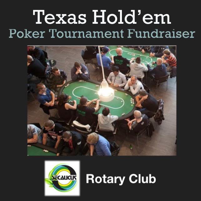 Rotary Club of Secaucus - Texas Hold'em