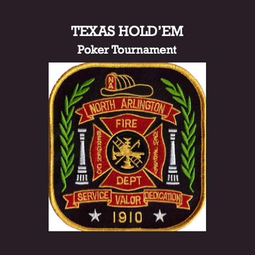North Arlington Fire Department Truck Comp - Texas Hold'em