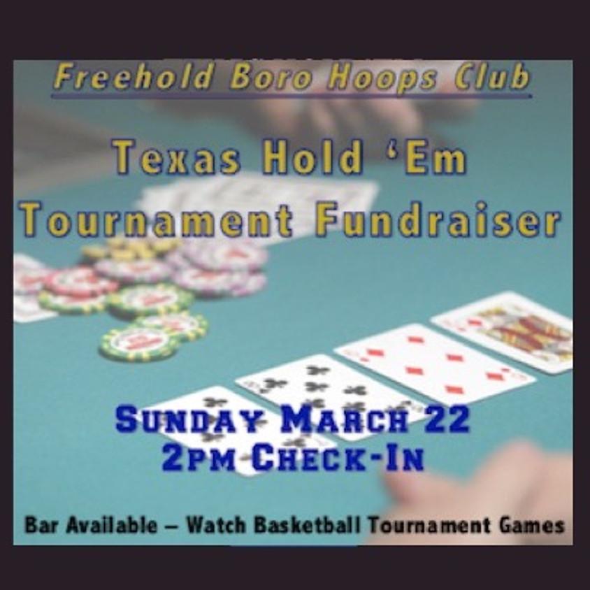 Freehold Boro Hoops Club - Texas Hold'em