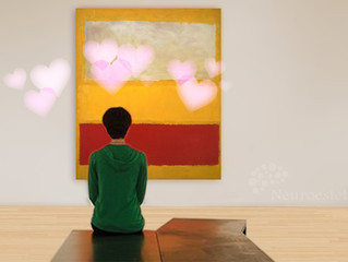 5 razones To Be in Love with Art