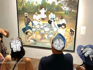¿Qué parte del cerebro se enamora de una obra de arte?