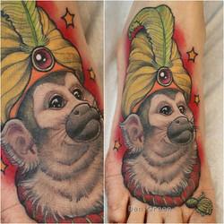 sultan monkey