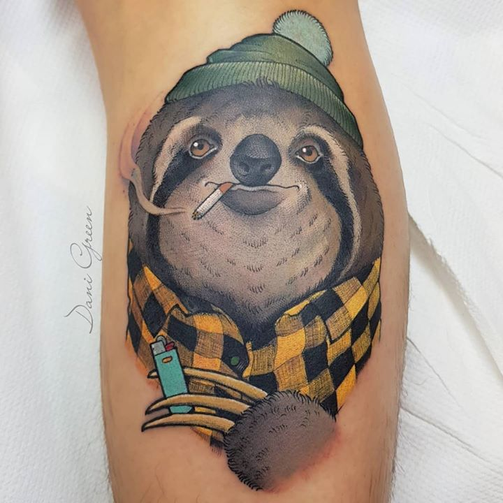 sloth bro