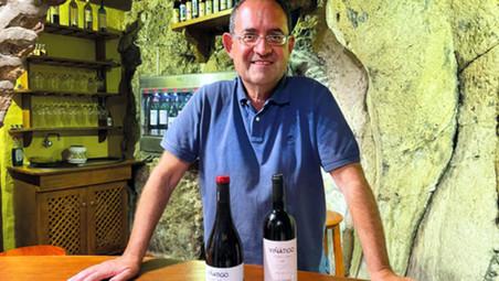 """Juan Jesús Méndez:""""Nuestros vinos tienen singularidad y calidad"""""""