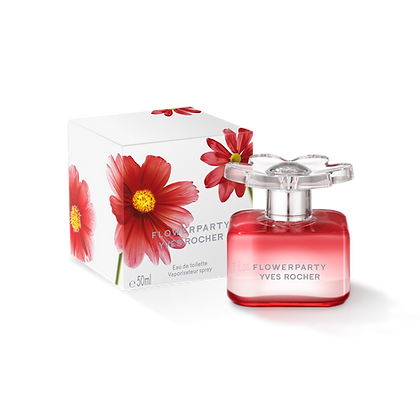 Flowerparty - L-Eau de Toilette 50ml