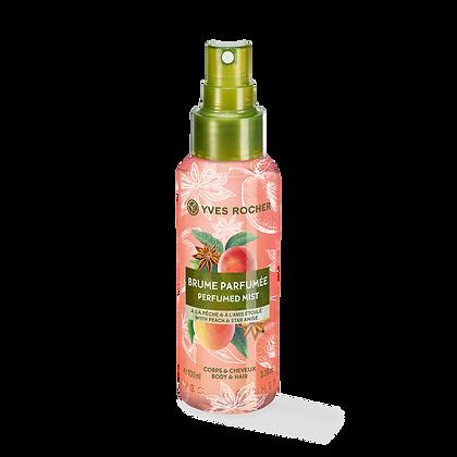 Brume Parfumée Corps & Cheveux Pêche & Anis Etoilé - 100 ml
