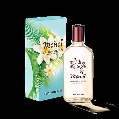 Eau des Vahinés Monoi - 100 ml