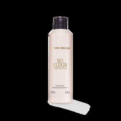Lait Parfumé So Elixir Bois Sensuel -  200 ml