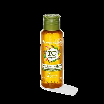 Gel douche concentré Mangue Coriandre - 100 ml