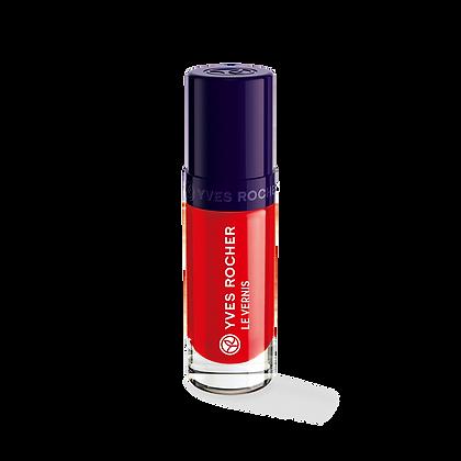 Vernis Couleur Végétale Hibiscus Rouge - 5 ml