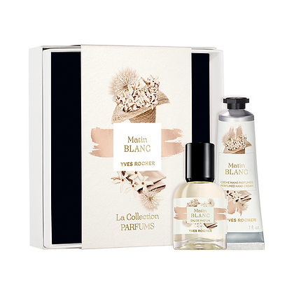 Coffret Parfum Matin Blanc 30ml
