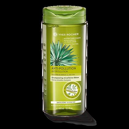 Anti-Pollution - Shampooing Micellaire Détox 300 ml