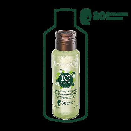 Shampooing concentré Tous types de cheveux - 100ml