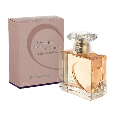 Quelques Notes d'Amour - L'Eau de Parfum 50ml