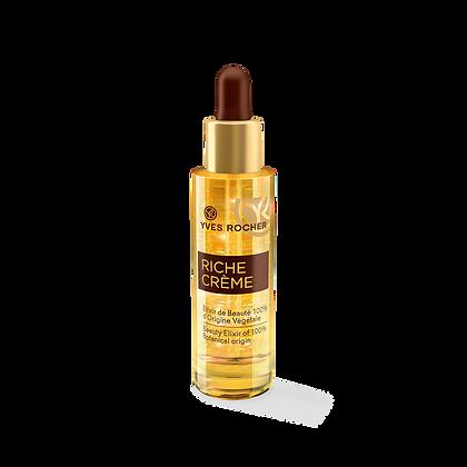 Elixir de Beauté 100 % d'Origine Végétale - 30 ml