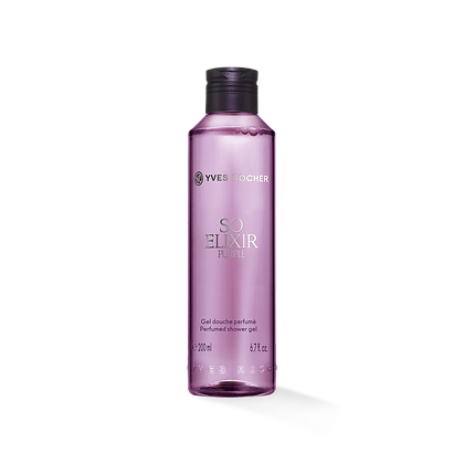 Gel Douche Parfumé So Elixir Purple Yves Rocher 200ml
