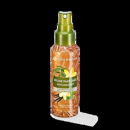 Brume Parfumée Corps & Cheveux Vanille Bourbon - 100 ml