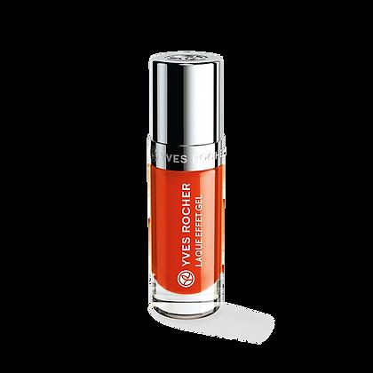 Laque Effet Gel Orange Sanguine - 5 ml