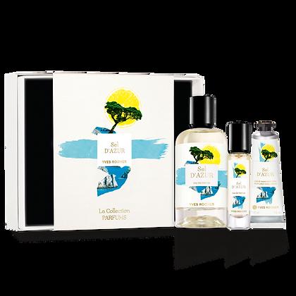 Coffret Parfum Sel d'Azur - 100ml