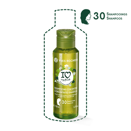 Shampooing Concentré I Love My Planet - 100 ml