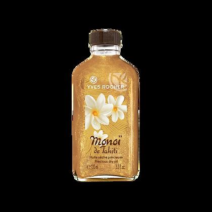 Huile Sèche Précieuse Monoi de Tahiti - 100 ml